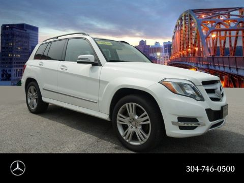 Pre-Owned 2015 Mercedes-Benz GLK GLK350