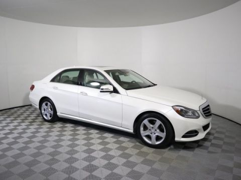 Pre-Owned 2014 Mercedes-Benz E-Class