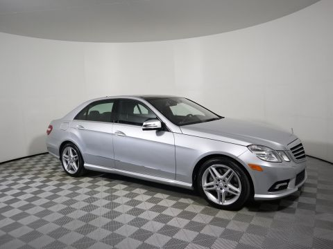 Pre-Owned 2011 Mercedes-Benz E-Class E 550 Sport