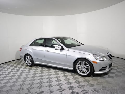 Certified Pre-Owned 2013 Mercedes-Benz E-Class E 550 Sport